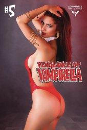 Vengeance of Vampirella #5 Cover D Cosplay