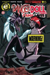 Danger Doll Squad Presents: Amalgama Lives #1 Cover D Harrigan Risque
