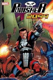 Punisher 2099 #1 Ron Lim Variant