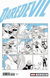 Daredevil #3 Nao Fuji Marvel Meow Variant