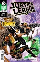 Justice League #15 Original Cover