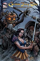 grimm fairy tales: halloween special 2013