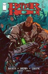 Bitter Root #2 Original Cover