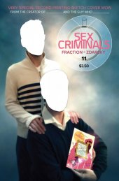 Sex Criminals #11 2nd Printing