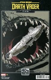 Star Wars: Darth Vader #6 Sprouse Empire Strikes Back Variant