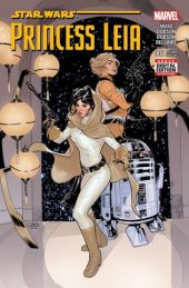 Star Wars: Princess Leia #2 2nd Printing Dodson Variant