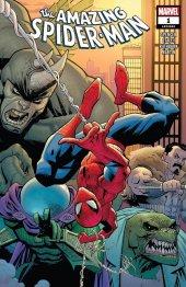 The Amazing Spider-Man #1 Original Cover