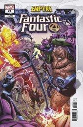 Fantastic Four #21 Zircher Confrontation Variant