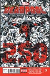 Deadpool #45 Original Cover