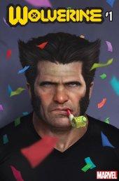 Wolverine #1 Rahzzah Party Variant Edition