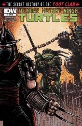 Teenage Mutant Ninja Turtles: The Secret History of the Foot Clan #3 Re Jetpack