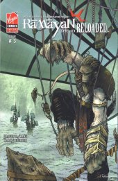Ramayan 3392 A.D. Reloaded #3 David Petersen Variant Cover