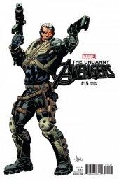 Uncanny Avengers #15 Teaser Variant