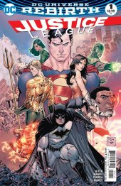 Justice League #1 Special Edition Reprint