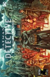 Detective Comics #1000 Unknown Comic Books Exclusive Mico Suayan Variant