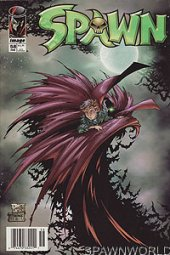 Spawn #58 Newsstand Edition