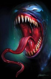 Venom #25 Shannon Maer Variant B