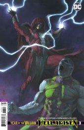 year of the villain: hell arisen #3 variant edition