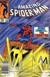 The Amazing Spider-Man #267 Newsstand Edition
