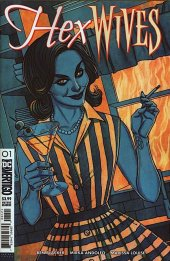 Hex Wives #1 Variant Edition