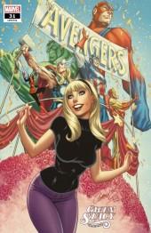 Avengers #31 Gwen Stacy Variant