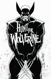 Hunt for Wolverine #1 J Scott Campbell C