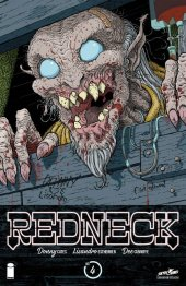 Redneck #4 San Diego Comic-Con International Variant