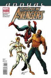 The New Avengers Annual #1 Arch Variant