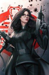 G.I. Joe #7 Ariel Diaz Virgin Variant Edition