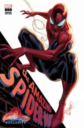 The Amazing Spider-Man #800 J Scott Campbell Variant A