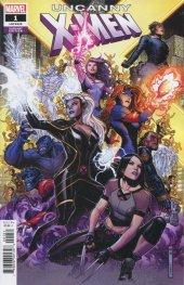 Uncanny X-Men #1 1:50 Jim Cheung Variant