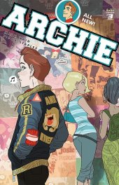 Archie #3 Caldwell Variant
