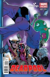 Deadpool #27 Hastings Variant