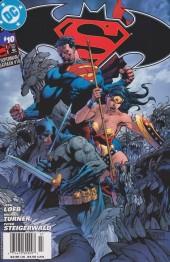 Superman / Batman #10 Michael Turner Variant
