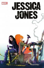 Jessica Jones: Blind Spot #3 Simmonds Variant