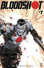 Bloodshot #7 Cover B Ngu