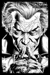 Batman: Three Jokers #2 1:100 B&W Variant