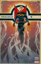 Miracleman #8 Kubert Variant