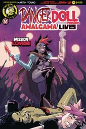 Danger Doll Squad Presents: Amalgama Lives #4
