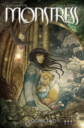 monstress vol. 2: the blood tp