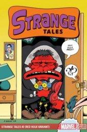Strange Tales #2 Red Hulk Variant