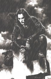 The Crow: Lethe #3 Mico Suayan Big Time Collectibles Retailer Exclusive Variant Cover