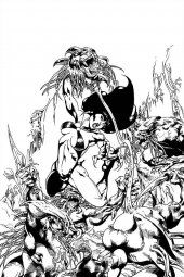 Vengeance of Vampirella #9 1:21 Incentive
