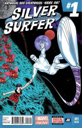 Silver Surfer #1 2nd Printing