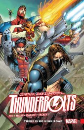 thunderbolts vol. 1: there is no high road tp