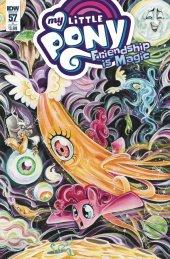 My Little Pony: Friendship Is Magic #57 Cover B Richard