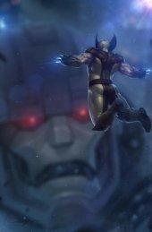 Wolverine #1 Jeehyung Lee Virgin Variant