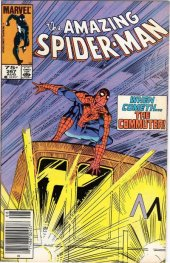 The Amazing Spider-Man #267 75 Cent Canadian Edition