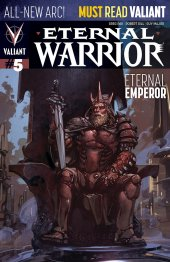eternal warrior #5