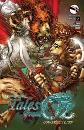 Grimm Fairy Tales Presents Tales From Oz #2 Cover C Tolibao